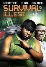 Survival of the Illest (DVD, 2004) EXTRA RARE