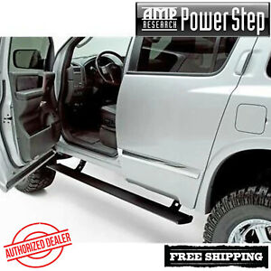 Amp Research® PowerStep Automatic Running Boards For 2007-2014 Chevy Suburban