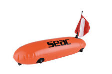 Seac Torpedo Buoy With 25m Line for Spearfishing and Diving