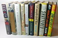 Lot of (10) Bill & Hillary Clinton Books - First Editions - Hardcovers w/ DJ