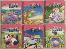 Scott Foresman Reading For Florida Kindergarten Set Teacher's Edition Units 1-6