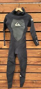 Quiksilver Syncro 4:3 Mens Wetsuit Size Small Tall