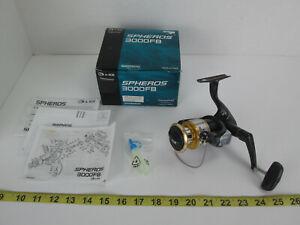 New Old Stock in Original Box Shimano Spheros 3000FB SP-3000FB Fishing Reel