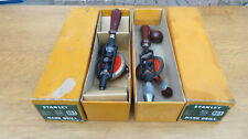 More details for 2x stanley 803 and 805 hand drill hand brace