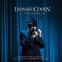 Leonard Cohen - Live IN Dublin Nuevo CD