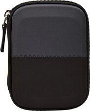 Case Logic HDC11 Slim Portable Hard Drive Case - Black