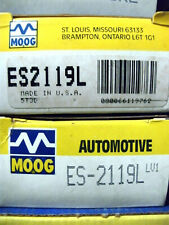 2 - Moog ES2119L Outer Tie Rod Ends 1979 - 1981 Datsun 280ZX w/Power Steering