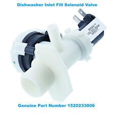 ELECTROLUX ESI602W ESI602X ESI6100K Dishwasher Inlet Solenoid Water Valve