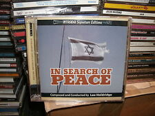 IN SEARCH OF PEACE,INTRADA SIGNATURE EDITION,SOUNDTRACK