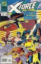 X-Force vol. 1 (1991-2002) Ann. #3