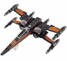 Takara Tomy Tomica TSW-04 Star Wars X-Wing Fighter Poe Dameron machine F/S