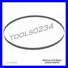 "Milwaukee 48-39-0522 44-7/8"" 18 TPI Cut Band Saw Blade Lot of 50 BULK fit 6232-6"