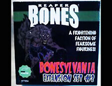 REAPER KICKSTARTER BONES II BONESYLVANIA EXPANSION SET 2 !!
