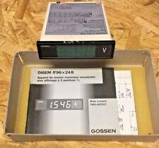 Gossen / Digem Ff96x24 B