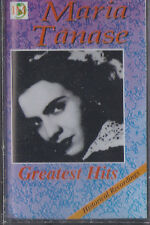 MARIA TANASE Greatest Hits  CASSETTE TAPE RARE OOP STILL SEALED