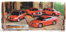 2003 DODGE {SPAGNOLO} BROCHURE CATALOGO: VIPER ,RAM,Durango,Stratus,SRT-4,Hemi