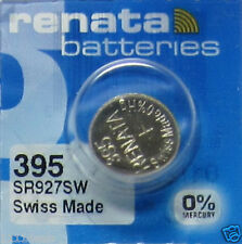 395 RENATA WATCH BATTERIES SR927SW