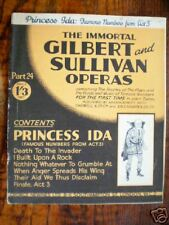 THE IMMORTAL GILBERT & SULLIVAN part 24 PRINCESS IDA