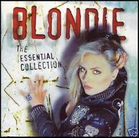 BLONDIE - ESSENTIAL COLLECTION CD (DEBORAH HARRY) GREATEST HITS / BEST OF *NEW*