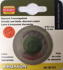 PROXXON 50mm diametro disco diamante 28012 / diretta da attrezzi RDG