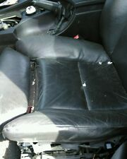 2004 - 07 BMW 545i Black Leather Front Driver Passenger Buckets Power Seats