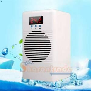 Aquarium Water Chiller Fish Shrimp Tank Cooler Heating Cooling + Free pump 30L