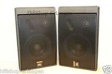 1 par JBL Control One 5 robusto compacto-altavoces 175 w. usado negro