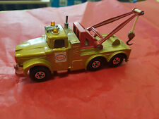 Matchbox Superkings - Scammel Heavy Wreck Truck gold