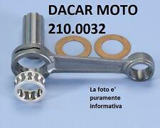 210.0032 BIELA ESPECIAL 85 MM SP12 ALBA MOT POLINI APRILIA SR 50 LC SIGILO