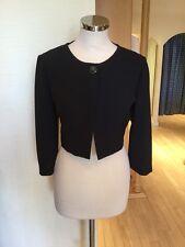 James Lakeland Jacket Size 14 BNWT Black RRP £119 NOW £29