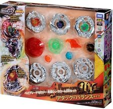 TAKARA TOMY BEYBLADE ZERO-G BBG-24 ULTIMATE SYNCHROM DX SET ATTACK&BALANCE TYPE