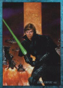 2016 Star Wars Evolution Marvel Star Wars Comics EC-4 Dark Empire Luke Skywalker