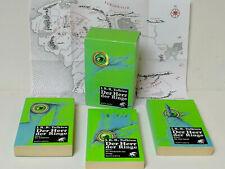 Der Herr der Ringe 1 -3 im Schuber mit Karte von J. R. R. Tolkien (Trilogie Box)