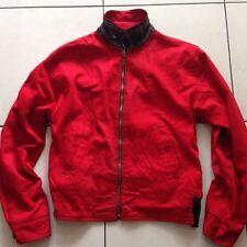 Vintage UNION WORKERS skinhead mod reversible harrington crown jacket size L