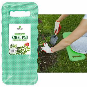 Garden Kneeling Pad Foam Kneeler Mat Gardeners Gardening Cushion Joint Weeding
