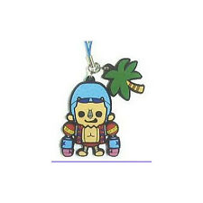 One Piece New World Franky Rubber Cell Phone Strap Licensed NEW