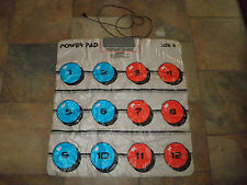 POWER PAD MAT DANCE TRACK MEET EXERCISE RUNNING NINTENDO ORIGINAL CONTROL NES HQ