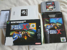 F-Zero X / Boxed With Instructions / Nintendo 64 / N64 Game / PAL