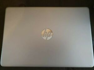 New HP Laptop 14 dq1033cl 14 in FHD I5 1035G4 4GB RAM 128GB SSD W10S Blacklit