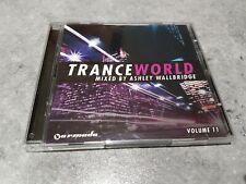 Trance World Volume 11 - Mixed by Ashley Wallbridge (2CD / Armada, Trance, Music