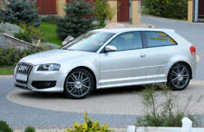 Fits Audi A3 8P 3 Doors - Side Skirts S3 Look
