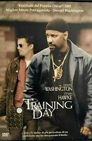 TRAINING DAY (2001) un film di Antoine Fuqua - DVD EX NOLEGGIO WARNER