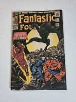 Fantastic Four #52 Silver Age Replica Edition ☆☆☆ 1st Black Panther