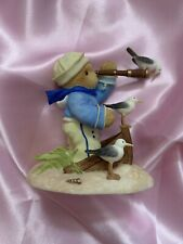 """More details for cherished teddies - #4001901 """"i spy hope for the fulture"""" boxed new rare"""