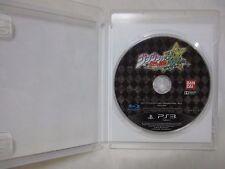 7-14 Days to USA. No Manual. PS3 JoJo's Bizarre Adventure All Star Battle Japan