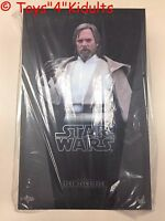 Hot Toys MMS 390 Star Wars VII The Force Awakens Luke Skywalker Mark Hamill NEW