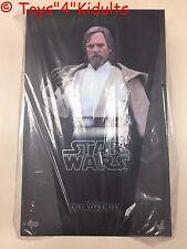 Hot Toys MMS 390 Star Wars VII The Force Awakens Luke Skywalker Mark Hamill NEW