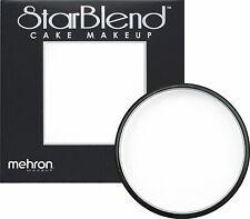 StarBlend Cake Makeup, MEHRON MAKEUP, 2 oz White