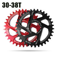 Bike 30T-38T CNC Chainring MTB Bicycle Direct Mount Round Disc For XX1 X0 X9 X1