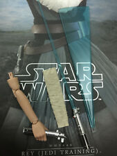 Hot Toys REY MMS446 ( Last Jedi ) - 1:6th Scale Light Saber Set